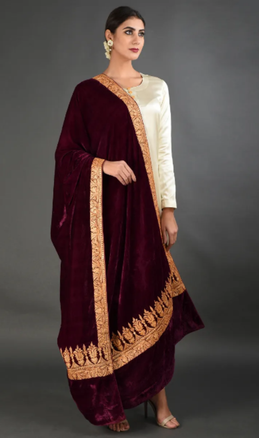 Dupatta Shawl New fashion Trends