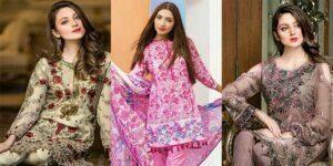 Summer Dresses 2021 Buy Pakistani Summer Collection