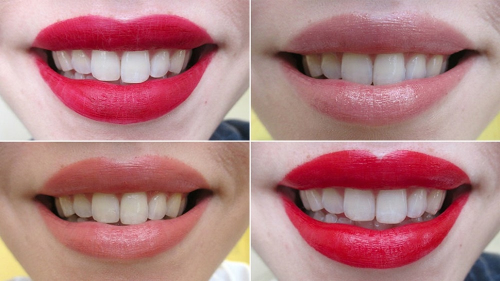 Lipstick tricks that can help your teeth look whiter - Insider