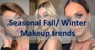 makeup trends around the world for Fall Winter